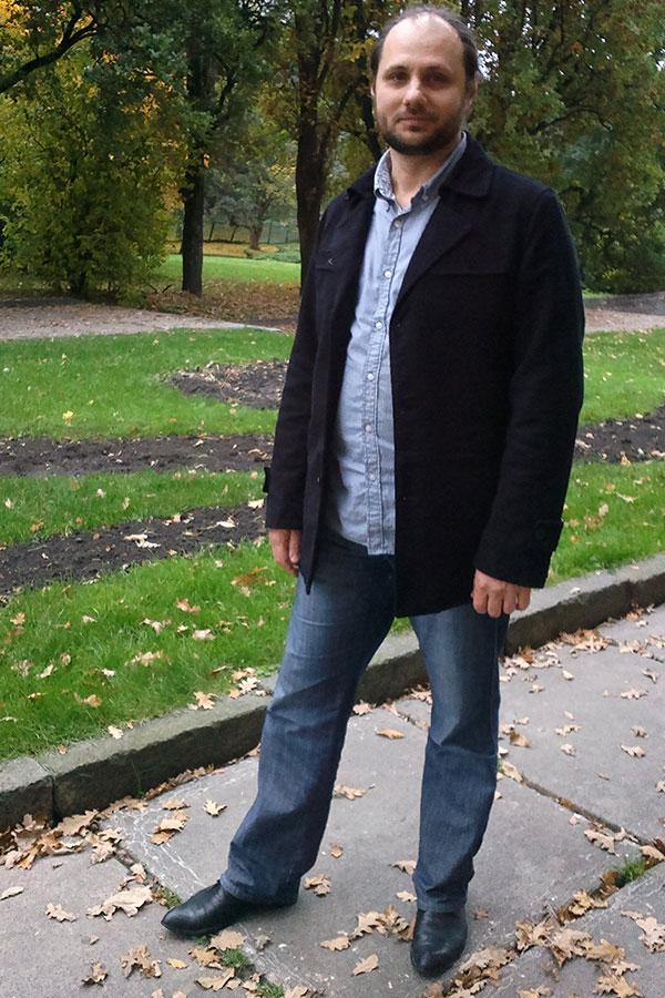 Владимир Хандрига телесно-ориентированный психотерапевт