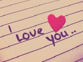 Боитесь сказать «Я тебя люблю»?