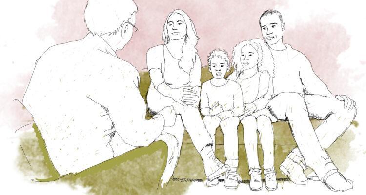 семейный психотерапевт киев