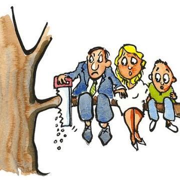 Проблемы семьи происхождения