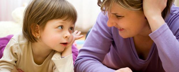 Как меняется поведение вашего ребенка, когда вы слушаете