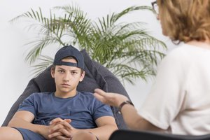 Психолог подростковый