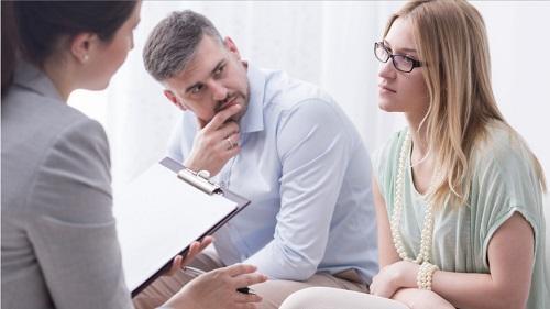 Психолог по семейным вопросам