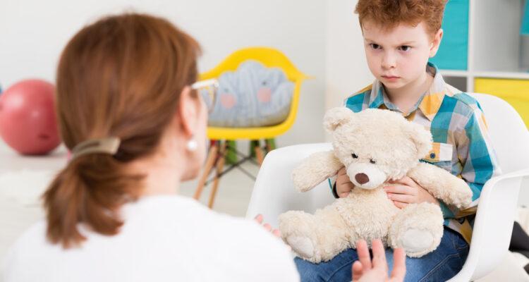 Поведенческая терапия для детей