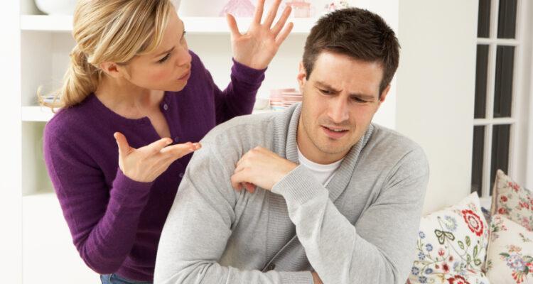 Борьба с контролем в отношениях