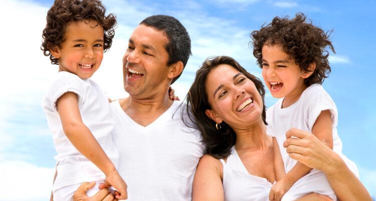 Способы воспитания счастливой семьи