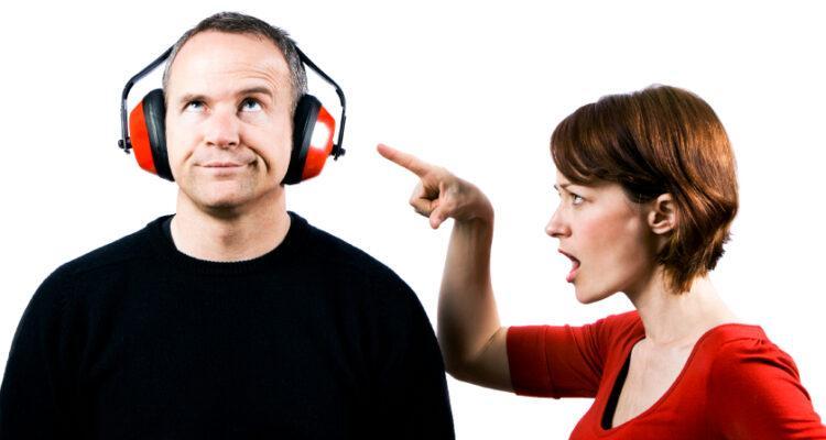 Ошибки коммуникации в отношениях