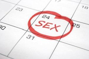 Спонтанность против запланированного секса