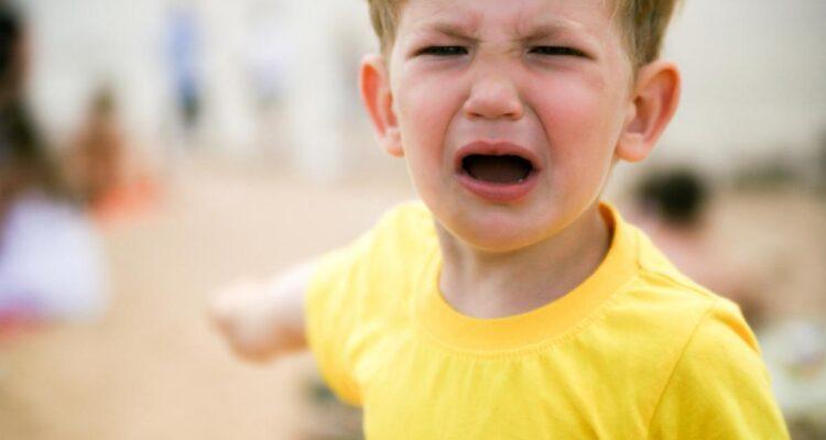 Как бороться с детскими истериками советы психолога