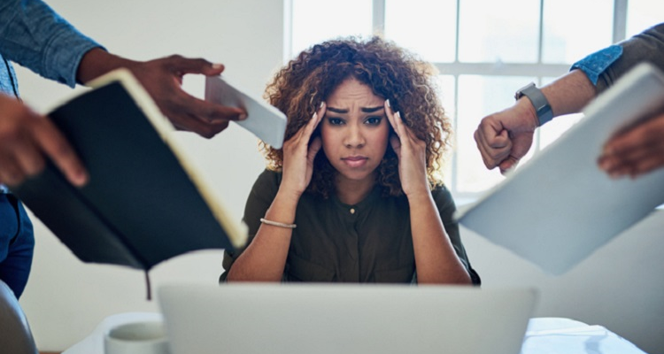 Как уменьшить стресс на работе