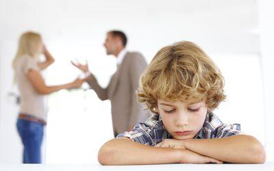 Как помочь детям пережить развод