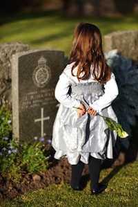 Как помочь ребенку пережить смерть
