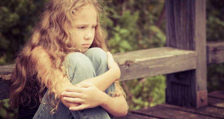 Как успокоить тревожного ребенка