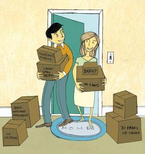 Руководство психолога по сожительству